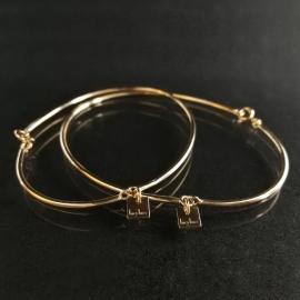 Bracelet Poule aux Oeufs d'Or - Vermeil par Lucy Luce ©GARANCE CASSIEN