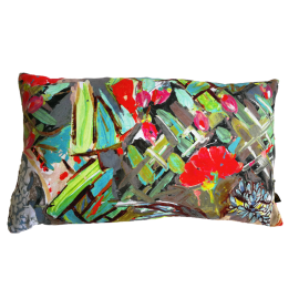 Cushion Tam Tam - Lalie Design - Photo ©GARANCE CASSIEN