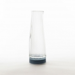 La carafe - Collection Moire - Bleu gris - Atelier George - Photo ©Atelier George