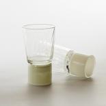 Le verre - Collection Moire - Beige clair - Atelier George - Photo ©Atelier George