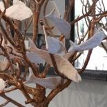 "Sculpture ""Les Fonds Marins"" - Sculpture Arbre - Geneviève Mathieu & Manoli Gonzalez - Photo © GARANCE CASSIEN"