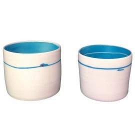 Tasse en porcelaine - Laurence Thomas - Photo ©GARANCE CASSIEN