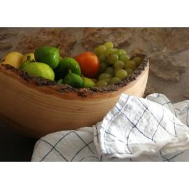 Carte postale originale et chic pour cadeau à personnaliser - corbeille de fruit - GARANCE CASSIEN - Photo ©GARANCE CASSIEN