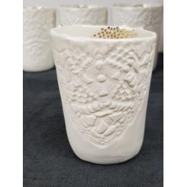Tasse en porcelaine - Myriam Aït Amar - Photo ©GARANCE CASSIEN