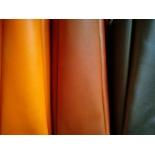 Sac à main cabas en cuir marron camel orange ou noir - Julia - Léonny Cha - Photo ©GARANCE CASSIEN