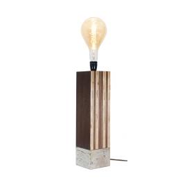 Lampe Laure XXL - Chat d'Eau Corsican Design - Photo ©Raphaël Poletti