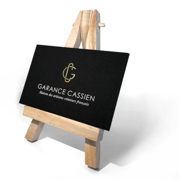 Galerie et boutique physique GARANCE CASSIEN, Art et design français