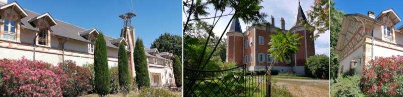 Pavillon du Château de Garrevaques, GARANCE CASSIEN expose