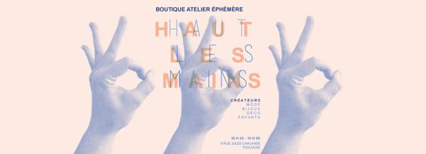 Boutique Haut les Mains - @HAUT LES MAINS
