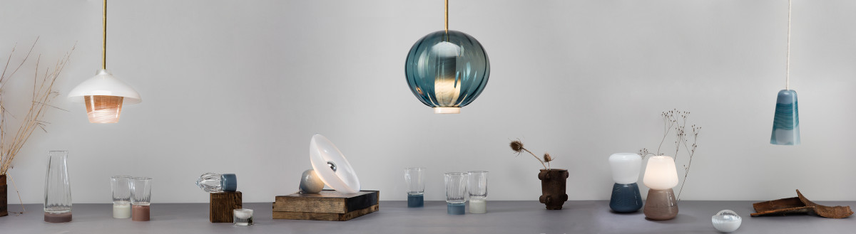 Atelier George <p>Atelier Georges, high-end everyday objects in blown glass and lighting</p>